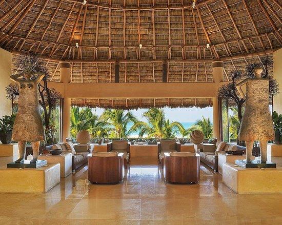 Four Seasons Resort Punta Mita : Lobby