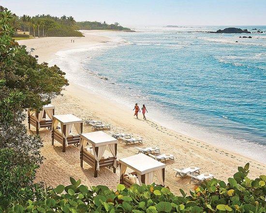 Four Seasons Resort Punta Mita : Manzanillas Private Beach