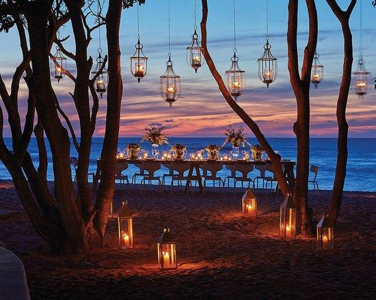 Four Seasons Resort Punta Mita : Private Beach Dinner