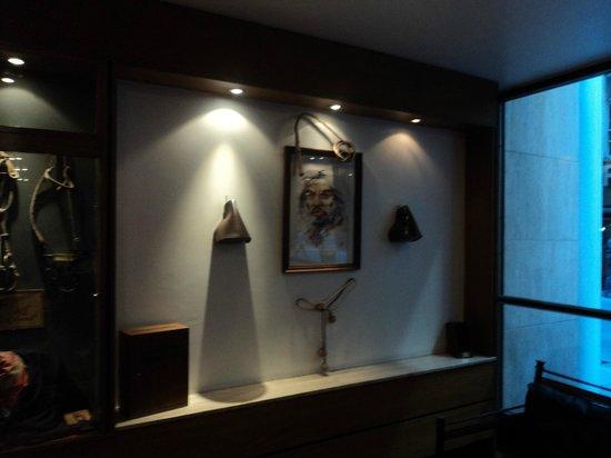 Hotel Facon Grande: Mostruário recepção2