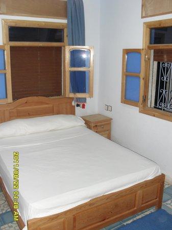 Hotel Al Kalaa: chambre
