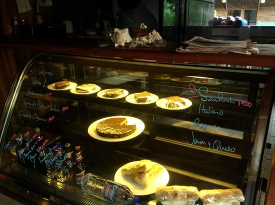 Lizard King Hotel Resort: Pastries