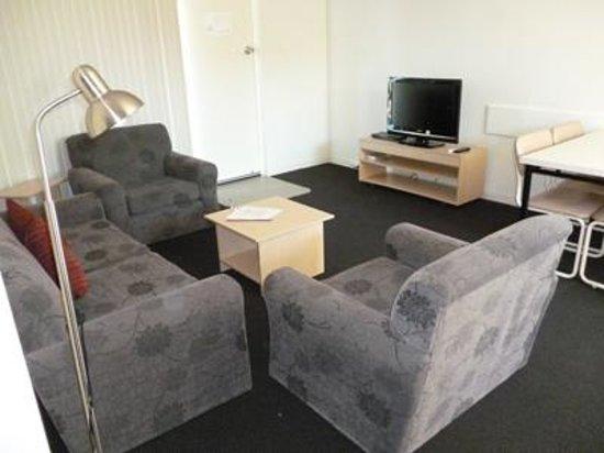 Corfu Holiday Units: Lounge