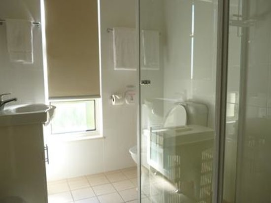 Corfu Holiday Units: Bathroom