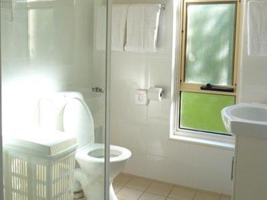 Corfu Holiday Units : Bathroom
