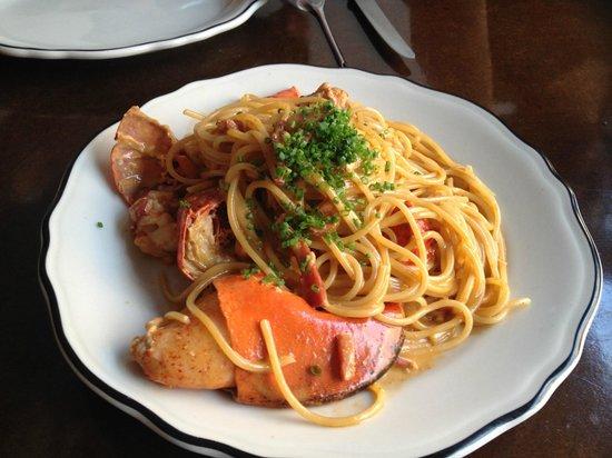 Joe Beef: Lobster Spaghetti