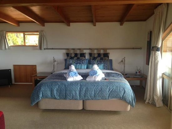 Chalet Romantica: Pic of Bed