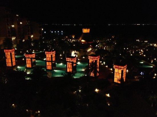 Villa del Palmar Cancun Beach Resort & Spa: Vista nocturna