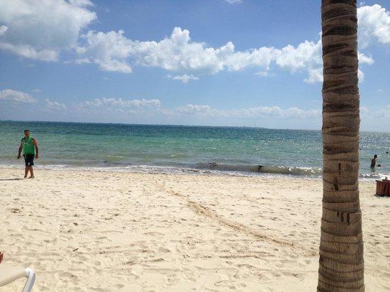 Villa del Palmar Cancun Beach Resort & Spa: Playa