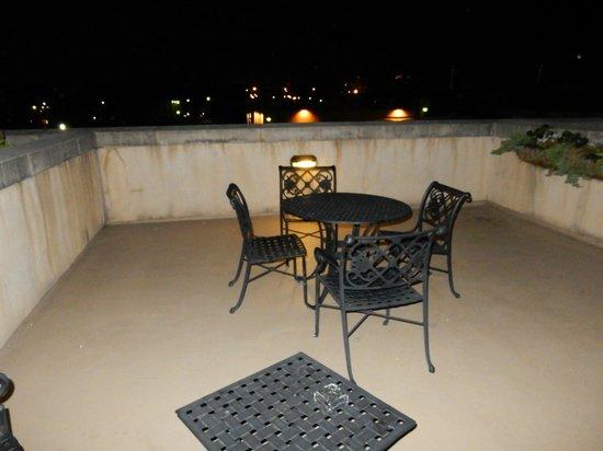 French Quarter Inn: Terrace Suite