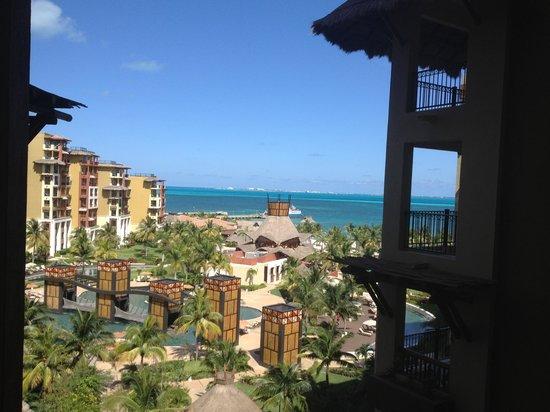 Villa del Palmar Cancun Beach Resort & Spa: Hermosa vista!