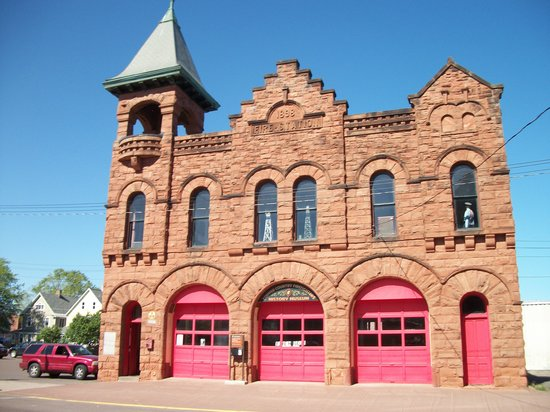 ‪Copper Country Firefighters History Museum‬