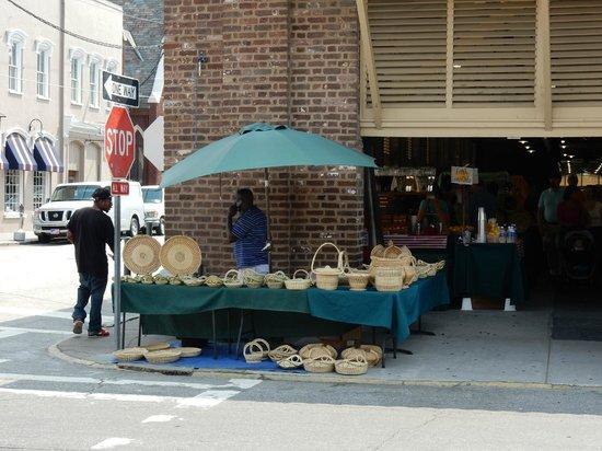 French Quarter Inn: Market View 1