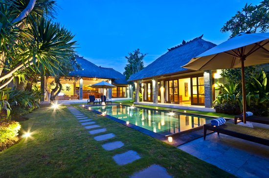 Villa Bugis: Always close to the action, but away from the noise!