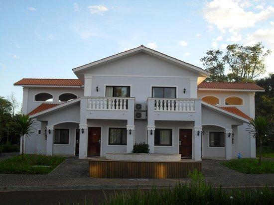 """Wish Resort Golf Convention Foz do Iguacu: Foto do """"sobrado"""" (quartos)"""