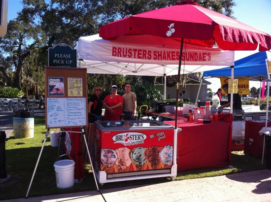 Bruster's Real Ice Cream: They cater too!