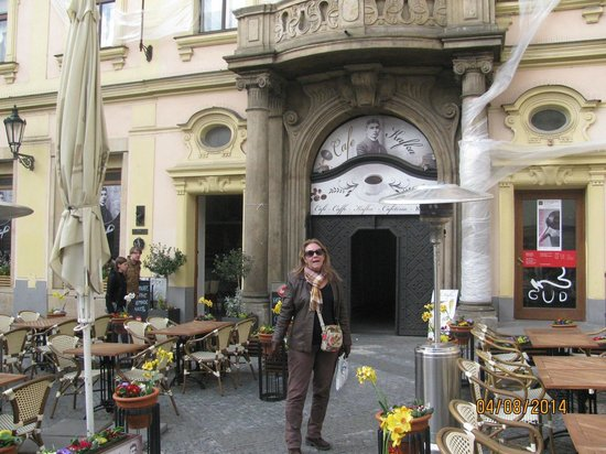 Cafe Franz Kafka: café KAfka