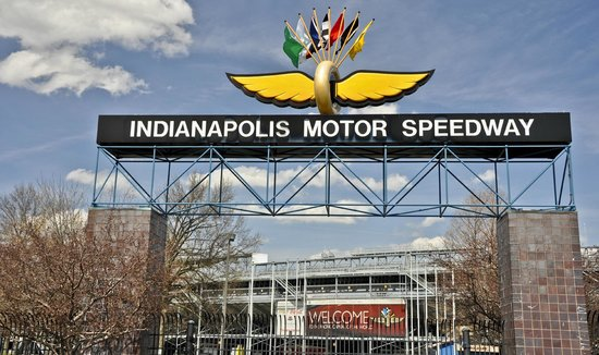 entrance to the indianapolis motor speedway indy racing experience rh tripadvisor com