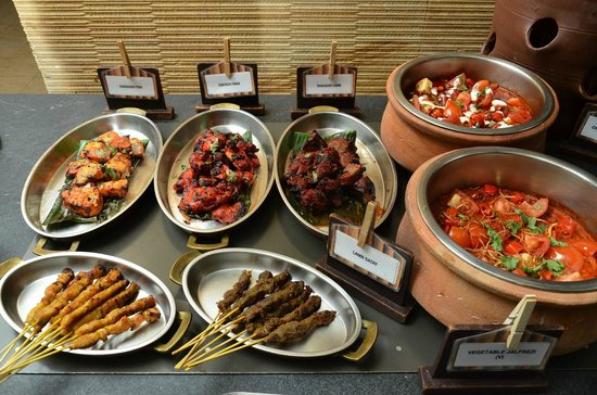 The Spice Market Cafe : Tandoori Selections