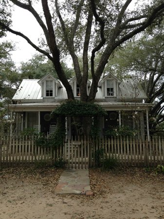 BlissWood Bed and Breakfast Ranch: Texas Farmhouse