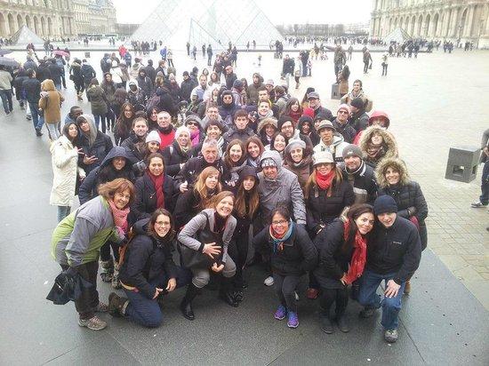 SANDEMANs NEW Europe - Paris : Grupo en Paris