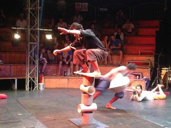 Phare, The Cambodian Circus: Balancing Act