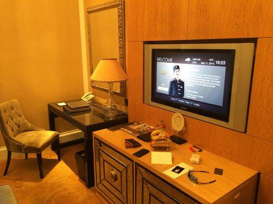 Sofitel Wanda Beijing: Room overview