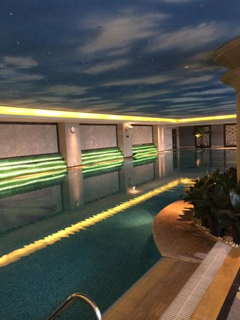 Wanda Vista Beijing : Pool Area