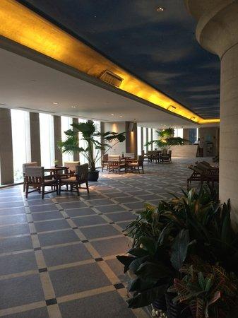 Wanda Vista Beijing : Pool Area Overview