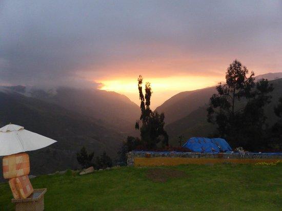 Refugio Vinak: Sunset Vinak