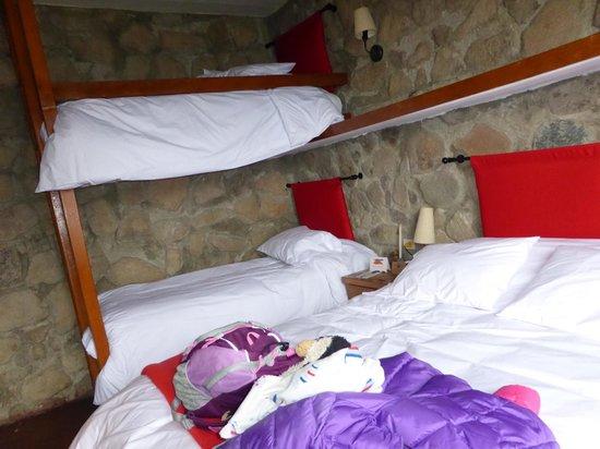 Refugio Vinak: Habitacion familiar