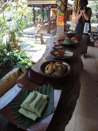 Lobong Culinary Experience: The completed feast