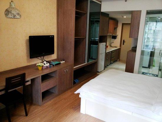 Chengdu Panda Apartment : Room