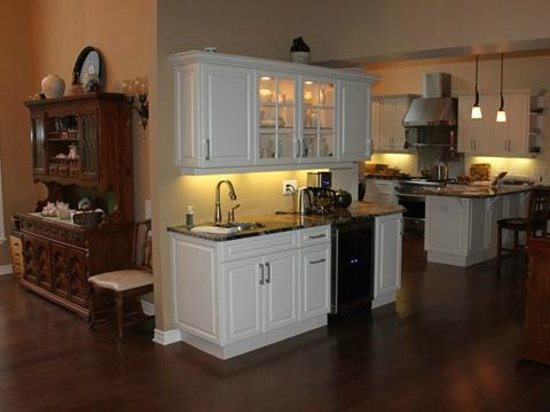 Fairwinds Country House B&B : Guest refreshment area
