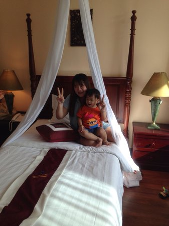 Pacific Hotel & Spa: Hi