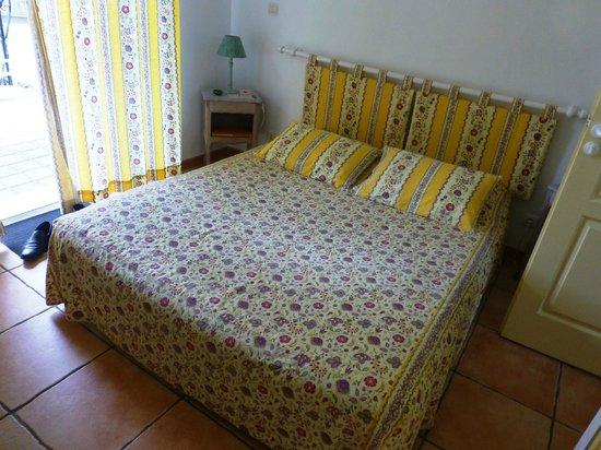 La Piverdiere : La chambre