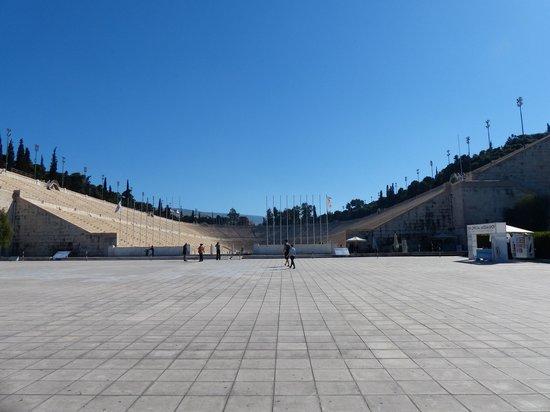 Panathenaic Stadium: Imponente