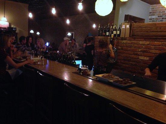 Nectar Restaurant and Wine: bar