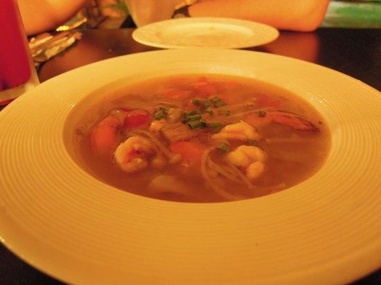La Casa Kuantan: Lobster Soup