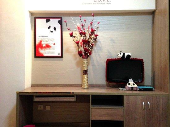 Chengdu Panda Apartment : Facilities