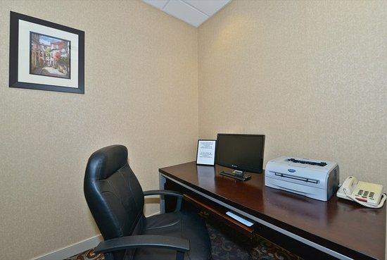 Best Western Smyrna Inn: Business Center