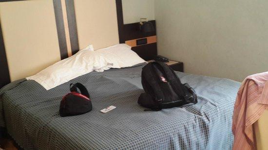 Hotel Duomo Firenze: Inside of room 31.