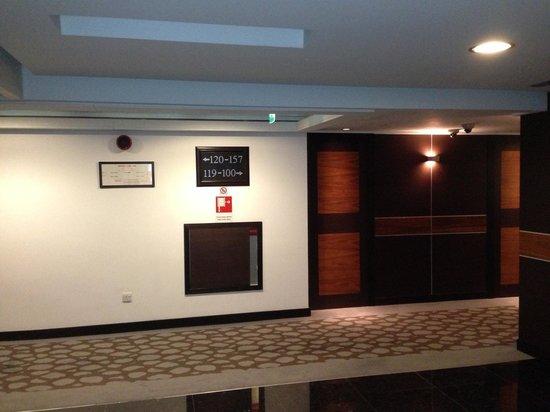 Amathus Beach Hotel Limassol: Hotel