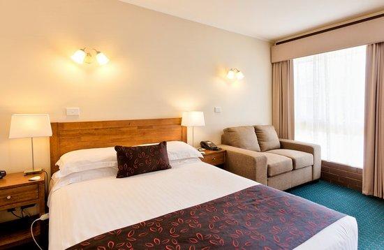 Best Western Stagecoach Motel: Standard Queen Room