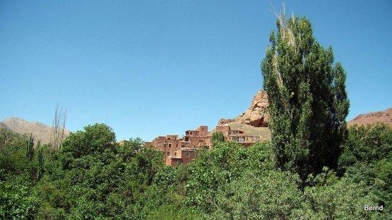 Abyaneh Village : Das rote Dorf