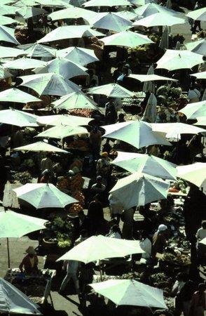 Analakely Market: Ursprüngliche Marktordnung