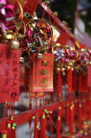 A-Ma Temple (Ma Kok Miu): 媽閣許願物