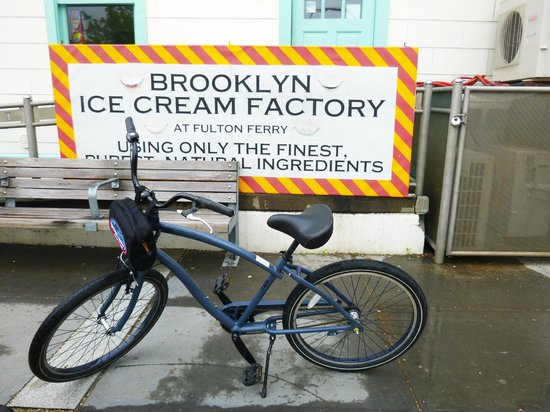 Blazing Saddles Bike Rentals & Tours: A must visit! Ask the staff and they will tell you how to get there.