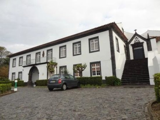 Youth Hostel of Ponta Delgada: esterno