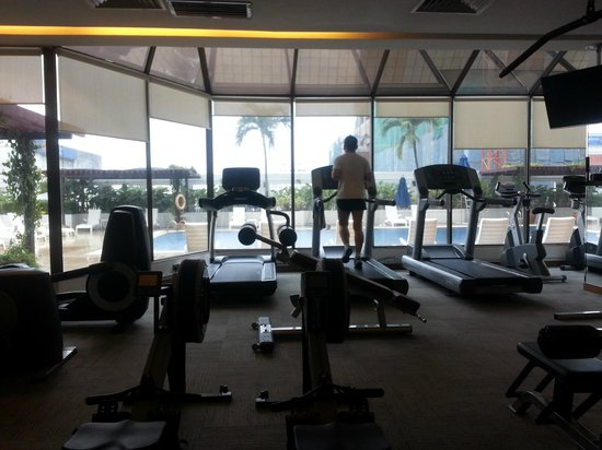 Hotel Jen Penang by Shangri-La: Gym facilities